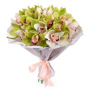 Букет «Орхидеи»