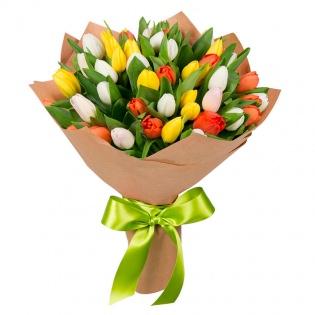 Тюльпаны микс 3 (за шт)